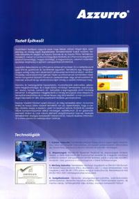 Azurró tetőcserép